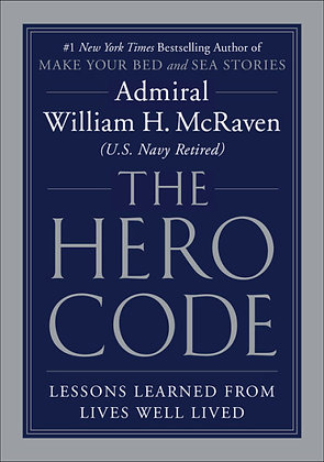 The Hero Code Hardcover