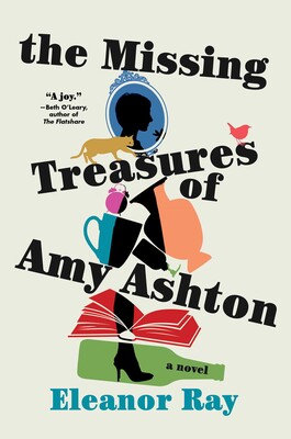 The Missing Treasures Of Amy Ashton Hardcover