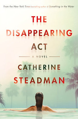 The Disappearing Act Hardcover