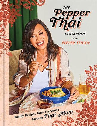 The Pepper Thai Cookbook Hardcover