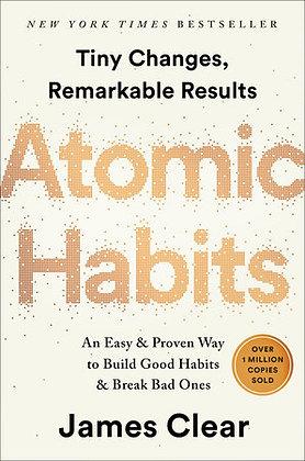 Atomic Habits Hardcover