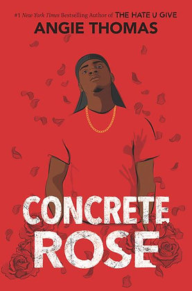 Concrete Rose Hardcover