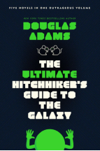 The Ultimate Hitchhiker's Guide To The Galaxy Douglas Adams