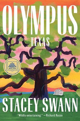 Olympus, Texas Hardcover