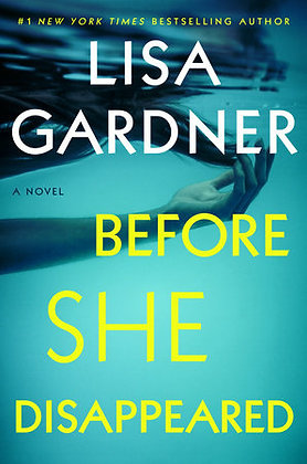 Before She Disappeared Hardcover