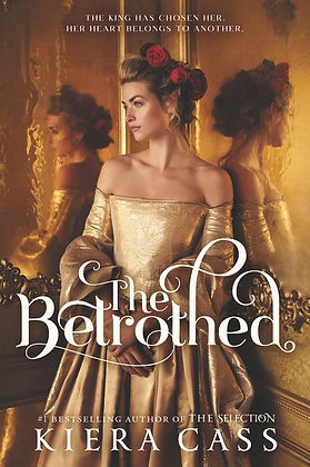 The Betrothed Paperback