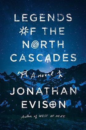 Legends Of The North Cascades Hardcover