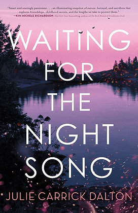 Waiting For The Night Song Hardcover