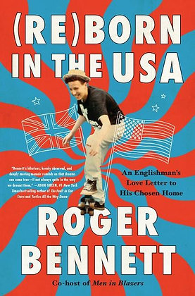 (Re)born In The USA Hardcover