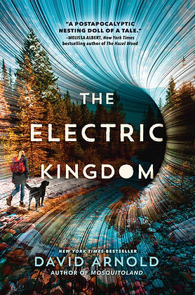 The Electric Kingdom Hardcover