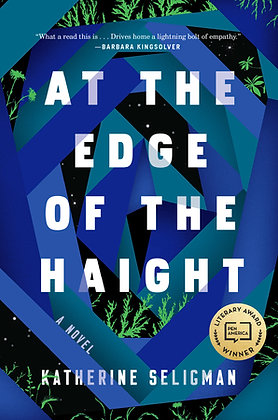 At The Edge Of The Haight Hardcover