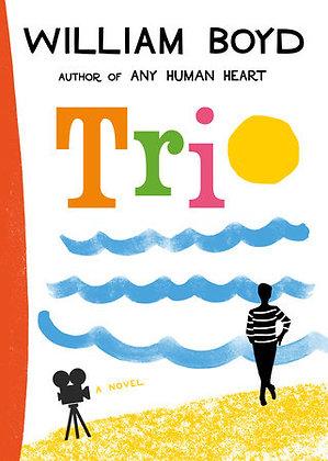 Trio Hardcover
