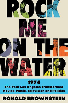Rock Me On The Water Hardcover