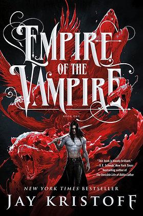 Empire Of The Vampire Hardcover