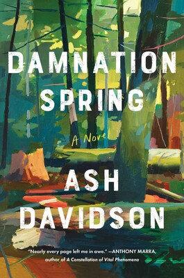 Damnation Spring Hardcover
