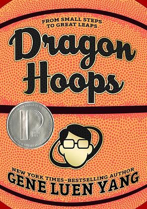 Dragon Hoops Hardcover