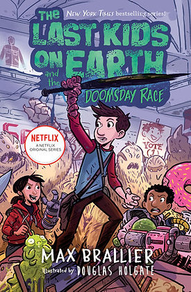 The Last Kids On Earth And The Doomsday Race Hardcover
