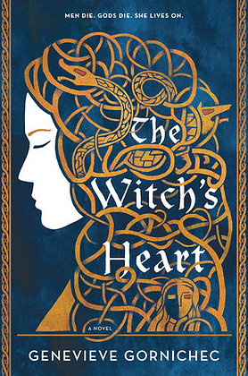 The Witch's Heart Hardcover