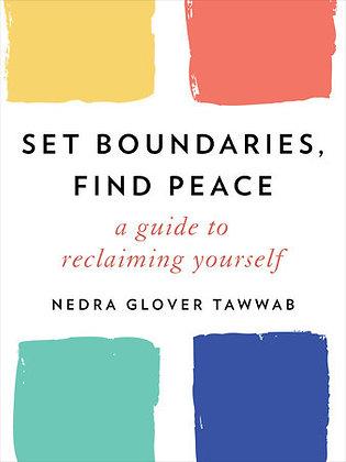 Set Boundaries, Find Peace Hardcover