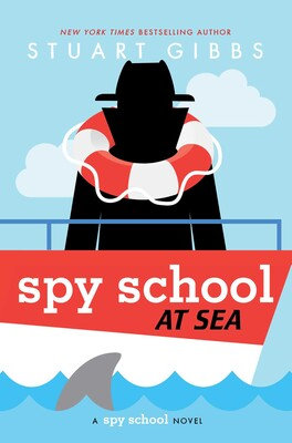 Spy School At Sea Hardcover
