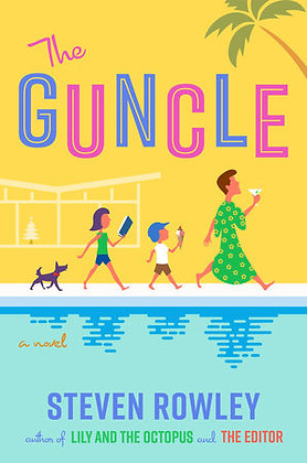 The Guncle Hardcover