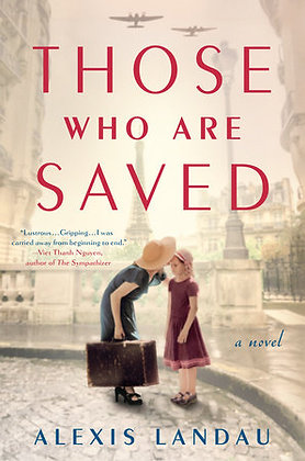 Those Who Are Saved Hardcover