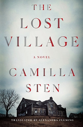 The Lost Village Hardcover