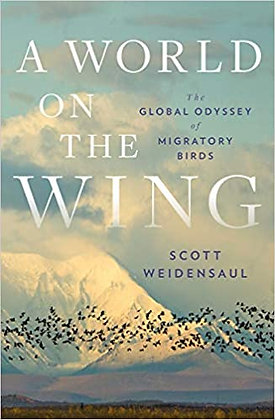 A World On The Wing Hardcover