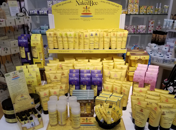 The Naked Bee Skin Care