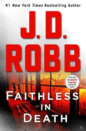Faithless In Death Hardcover