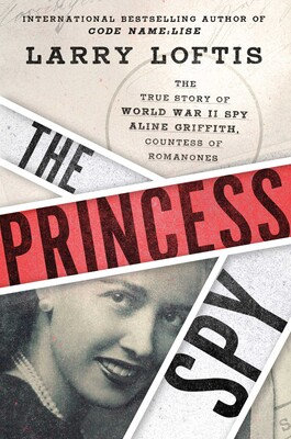 The Princess Spy Hardcover