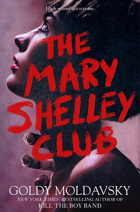 The Mary Shelley Club Hardcover