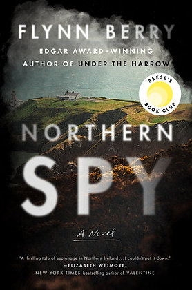 Northern Spy Hardcover