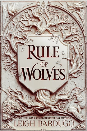 Rule Of Wolves Hardcover