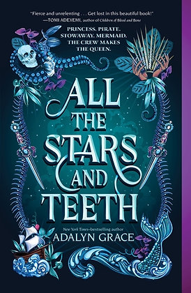 All The Stars And Teeth Paperback