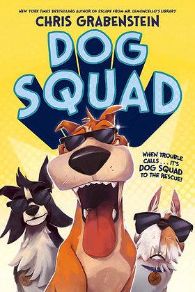 Dog Squad Hardcover