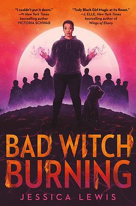 Bad Witch Burning Hardcover