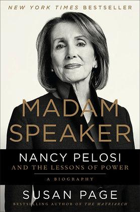 Madam Speaker Hardcover