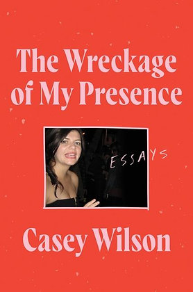 The Wreckage Of My Presence Hardcover