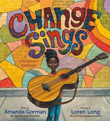 Change Sings Hardcover
