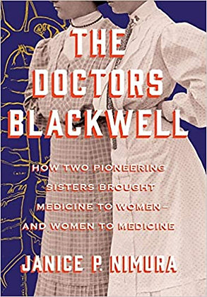 The Doctors Blackwell Hardcover