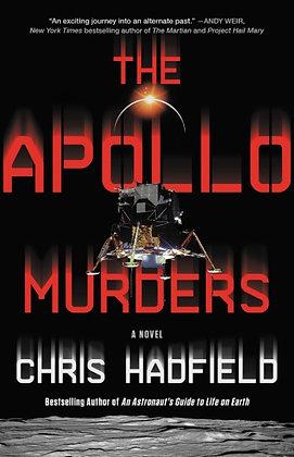 The Apollo Murders Hardcover