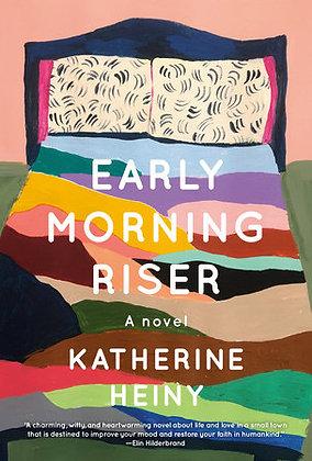 Early Morning Riser Hardcover
