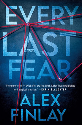 Every Last Fear Hardcover