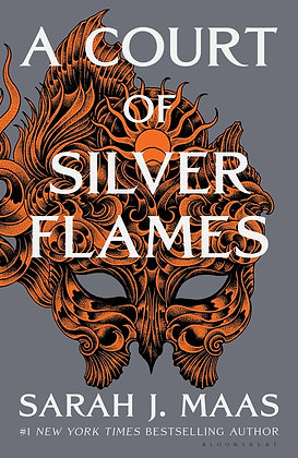 A Court Of Silver Flames Hardcover