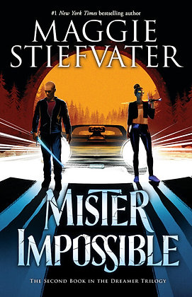 Mister Impossible Hardcover