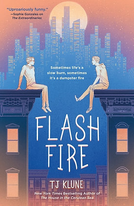 Flash Fire Hardcover