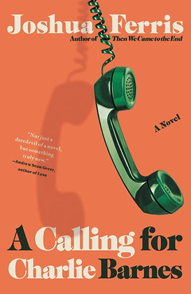A Calling For Joshua Barnes Hardcover