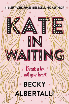 Kate In Waiting Hardcover