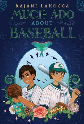 Much Ado About Baseball Hardcover